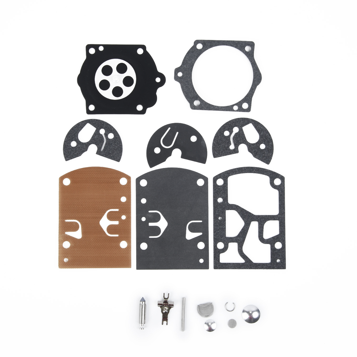 Carburetor Repair Rebuild Kit For Homelite 650 750 FP100 Walbro K10-WB Chainsaw