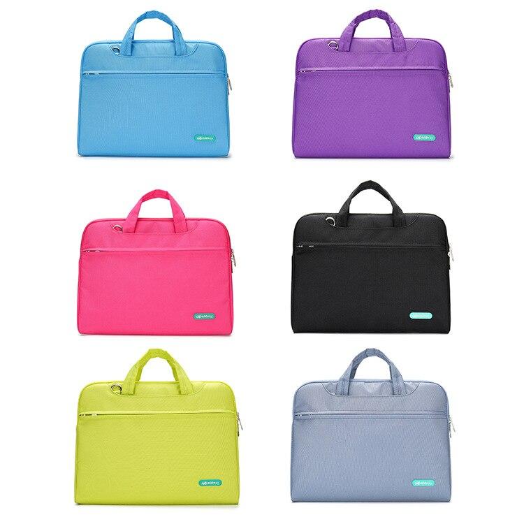 Femmes d'affaires mallette portable manches sac pour macbook pro 13 a1278 101 700 portable hommes sac de sac à main pour macbook pro 13