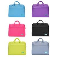 Women Business Laptop Briefcase Sleeve Bag For Macbook Pro 13 A1278 101 700 Notebook Men Handbag