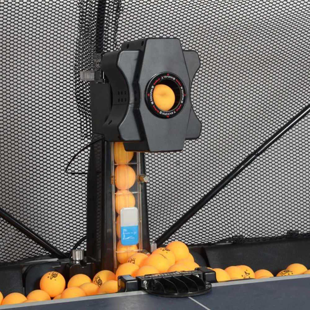 100 мячи для пинг-понга, подарки, интеллектуальная машина для обслуживания настольного тенниса, ракетка, спортивная сетка, аксессуары для тренировок, оборудование, S6-PRO