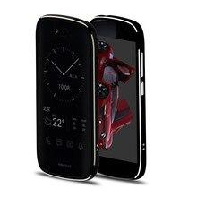 Роскошные блестящие глянцевые Алюминиевый металлический каркас для YotaPhone 2 бампера случае hign конец защитная рама для Yota Phone 2