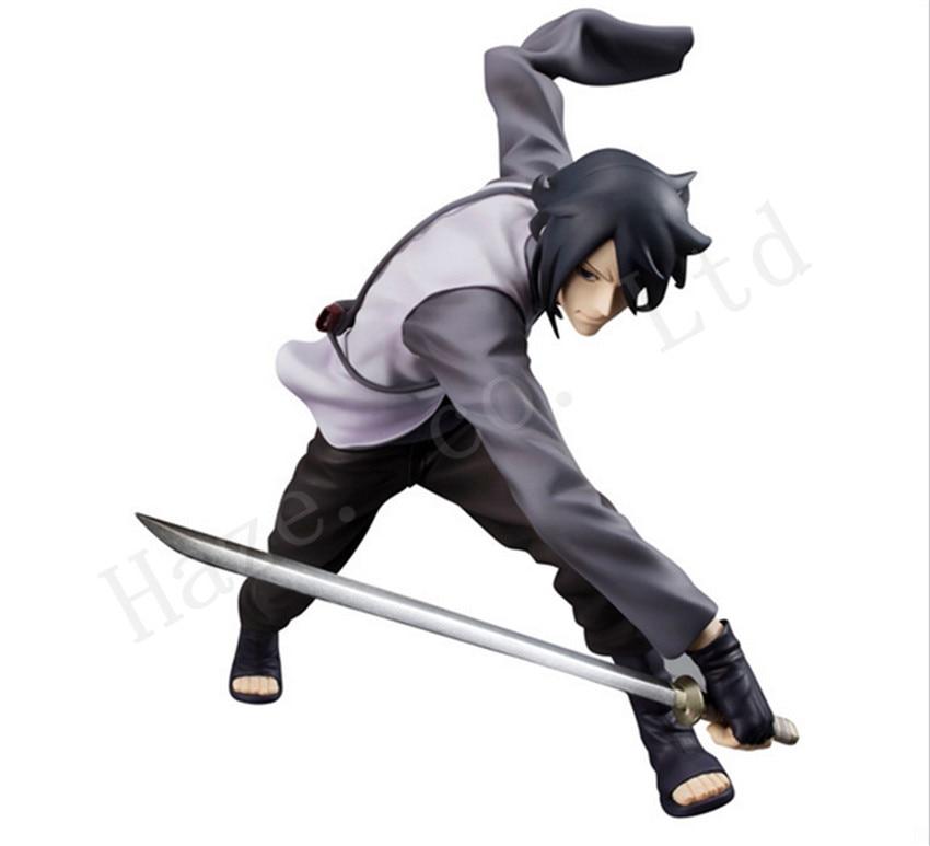 Naruto Uchiha Sasuke 8 PVC New Box Complete Figure Model ToyNaruto Uchiha Sasuke 8 PVC New Box Complete Figure Model Toy
