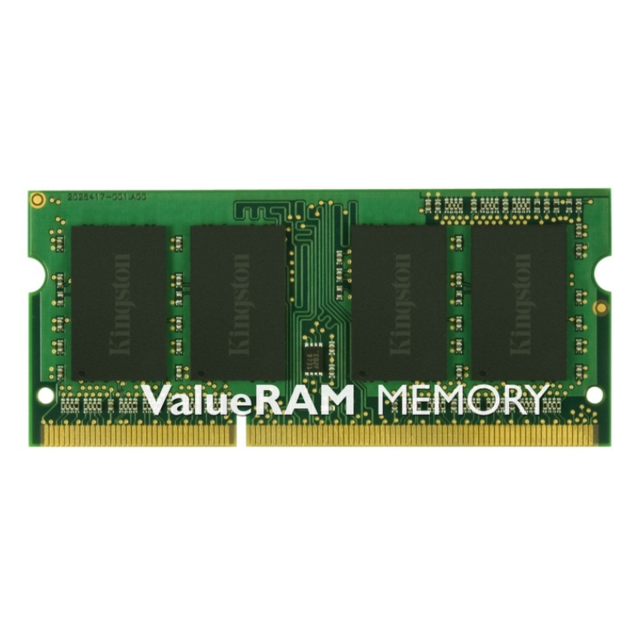 Kingston Technology ValueRAM 8GB DDR3 1333MHz Module 8 GB 1 x 8 GB DDR3 1333 MHz 204 pin SO DIMM