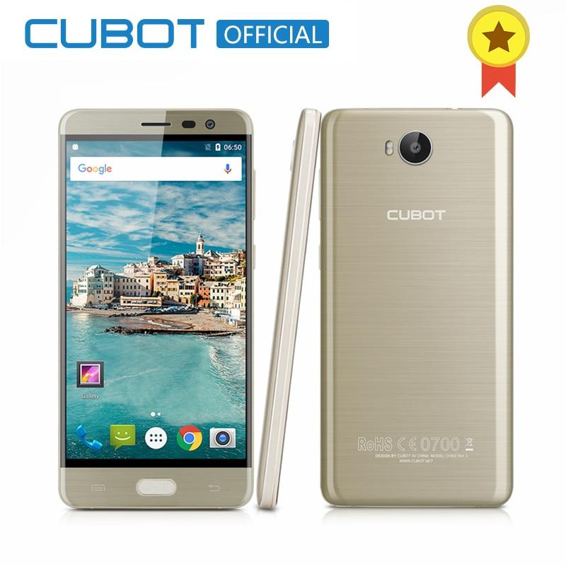 bilder für Cubot CHEETAH 2 Smartphone MT6753 Octa-core 5,5 Zoll FHD 3 GB RAM 32 GB ROM Handy Entsperrt Android 6.0 Mobile telefon