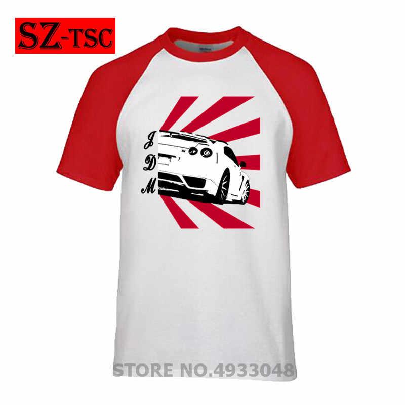 R35 Gtr Nissan, horizon, voitures, dérive, glisser, course, importation, Jdm, R33, R34, R322018 été Style hauts amples t-shirts 3xl 2019