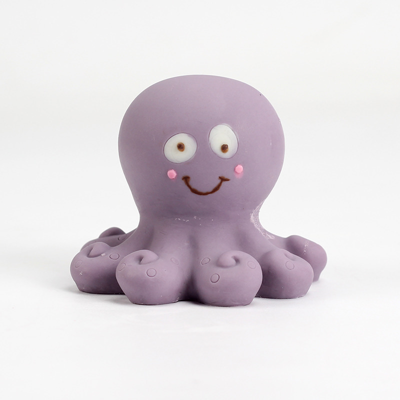 Cute Octopus Silicone Soap Mold 3D Chocolate Candy Mould Craft Resin Clay Decorating Tool in Soap Molds from Home Garden