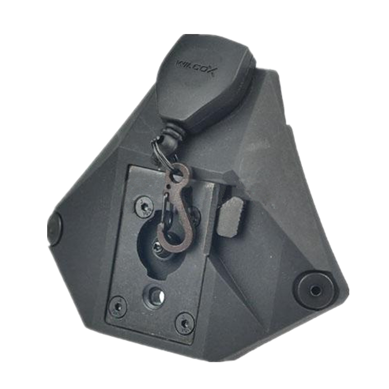 Tactical Helmet L3 Series NVG MOUNT A For Helmet Or Night Vission Black DE FG