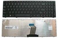 New US Keyboard For Lenovo G580 Z580 V580 V580C Z580A G585 Z585 Laptop Black Keyboard