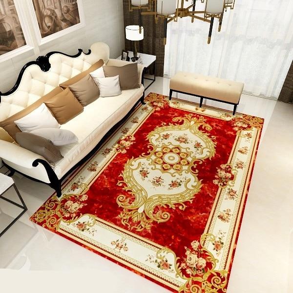 Oriental Area Rugs,Vintage Lime Green Bedroom Sofa Carpets