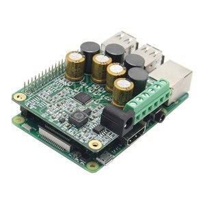 Image 5 - Raspberry Pi เครื่องขยายเสียง HIFI AMP บอร์ดขยายเสียงโมดูล w/Raspberry Pi 4 รุ่น B/Pi 3 รุ่น B +/3B/2B/B +