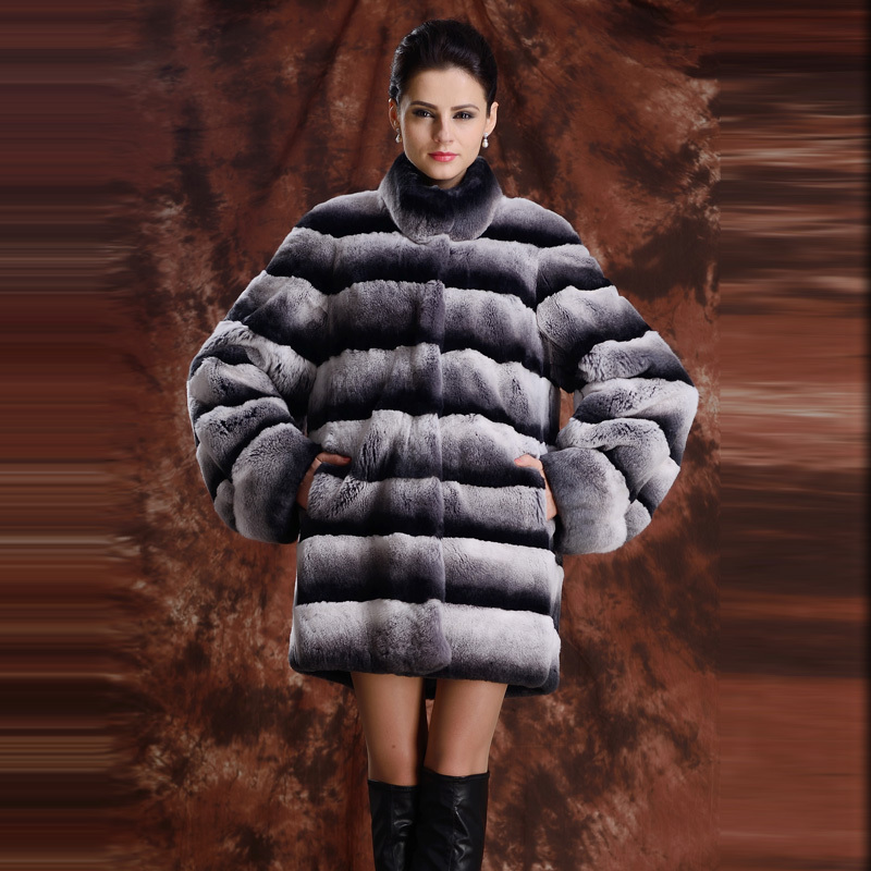 Online Buy Wholesale rex rabbit fur jacket from China rex rabbit ...