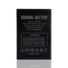 Original Backup DOOGEE X5 Max pro Battery 4000mAh Smart Mobile Phone For DOOGEE X5 Max + + Tracking No
