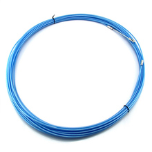 Electrician Tape Conduit Ducting Cable Puller Tools Wire Rope 5/10/15/20/25/30/50M Wheel Pushing for Wiring Installation -WWOo 330mm electrician cable installation access kit rods wire puller free freight to australia usa uk