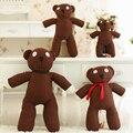 Free Shipping 25/35/40/55cm Mr Bean Teddy Bear Doll plush toys for Kids gift children's toys