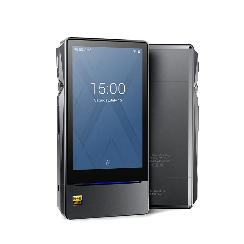 FiiO X7II X7 MarKII Android-based High Resolution Audio Lossless Playback Portable Music Player Balacned Module AM3A ES9028PRO fiio high power amplifier module am5 for x7 mkii x7