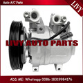 DKV14C AC COMPRESSOR For Ssangyong Musso Daewoo Musso Mercedes Vito 639 Sprinter 902 506021K140 506021-2708 6611303115