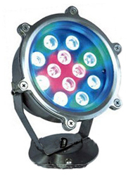 Led Lamps Smud-09-3 Waterproof Swimming Pool Light 12w Led Underwater Light Good For Energy And The Spleen