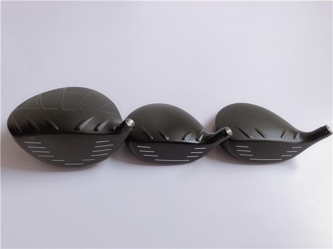 3PCS G400 MAX Wood Set G400 Golf Woods Golf Clubs G400 MAX Driver G400 Fairway Woods
