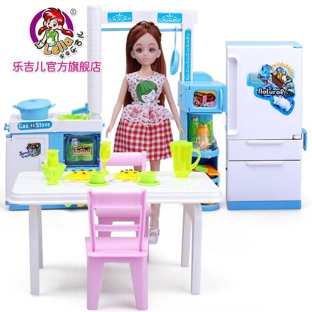 Baby Küche | Kunstliche Mini Kinder Kuche Set Baby Kuche Toys Mannliche Madchen
