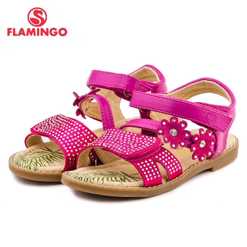 FLAMINGO Famous Brand Summer Solid Kids Fashion High