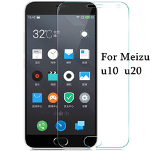 zero.26mm Excessive Clear LCD Entrance Explosion-proof Tempered Glass Movie For Meizu u10 / u20 Display screen Protector pelicula de vidro