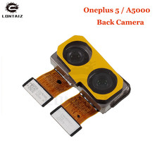 Oneplus 5 A5000 Back Camera 16MPX Dual Rear Module For Five Big Replacement Repair Spare Parts Tested