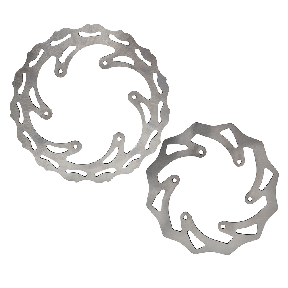 220/260mm Front Rear Brake Disc Rotor For KTM SX SXF EXC EXCF XC XCF XCW Tpi XCFW EGS 125 150 200 250 300 350 450 500 1998-2019