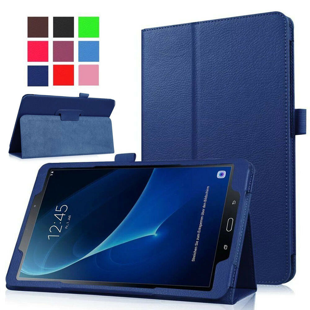Case For Samsung Galaxy Tab E NOOK 9.6'' SM-T560 Tab E Verizon SM-T567V Cover PU Leather Flip Stand Cover Tablet Protective Case