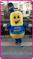mascot fitness center mascot body building costume health club cartoon character cosplay fancy dress mascotte theme