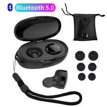 Small Bluetooth Earphones Headphones TWS True Wireless Earbuds Waterproof Sport Stereo Earphone Handsfee Calling For Android IOS a7 tws bluetooth earphone wireless true wireless stereo earbud waterproof 2018 new bluetooth earbuds for ios for iphone android
