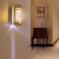 Human induced Light Control Wall Lamp Motion Sensor LED Nightlight Wall Night Light Battery Closet New Strange Ground Smart