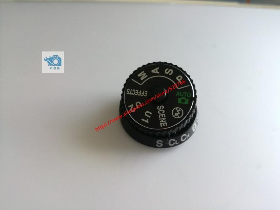 95% nouveau pour Niko D7100 D7200 Top couverture cadran Mode Flash scène effets bouton de temps