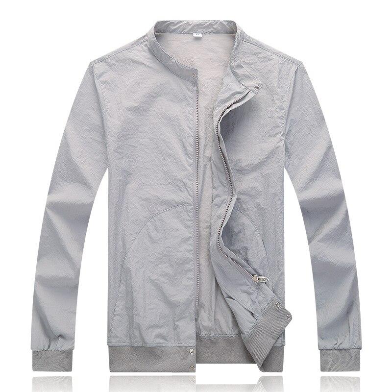 2017 лето ультра-легкий ветровка случайный куртка мужчины ветрозащитный быстрый сухие одежда кожа одежда пиджаки eda431