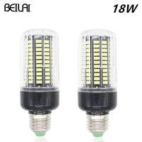 High Lumen 85 265V SMD 5736 Bombillas LED Lamp E27 220V 18W Spotlight E14 LED Bulbs