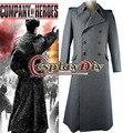 Советский снайпер компания героев косплей костюм пальто наряд на заказ