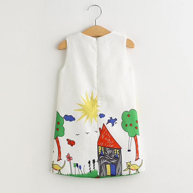 HTB1vg2EMpXXXXXjXpXXq6xXFXXXD - Bear Leader Girls Dresses 2017 Brand Autumn&Winter Princess Dress Kids Clothes Graffiti Print Design for Baby Girls Clothes 3-8Y