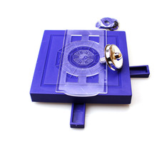 лучшая цена Creative Magnetic Suspension Gyroscope Force and Magnetic Phenomena Physics Magnetic Levitation Children's Educational Toys