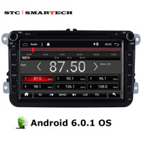 SMARTECH 2 Din Car PC Tablet Multimedia 8 Inch Android 6 0 1 OS Quad Core