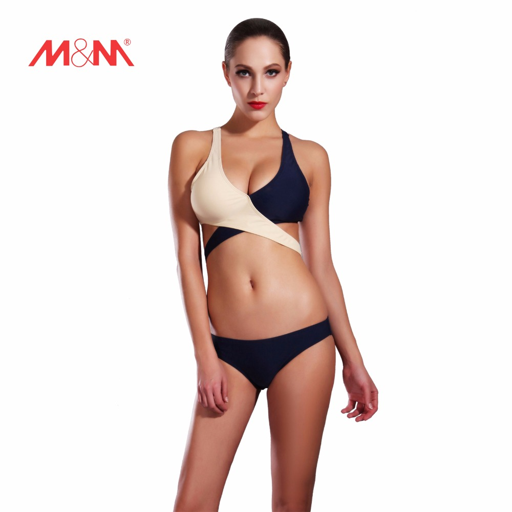 ФОТО 2016 Extreme Sexy Bathing Suit Cross Chram Bikini Swimsuit Push Up Tie Bikini Set Swimwear Biquini Maillot De Bain SAKJ1625SBS