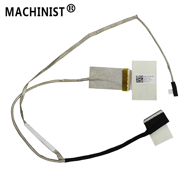 MACHINIST Video Screen Flex For ASUS X553MA F553M X553S X553SA X553M Touch Laptop LCD LED LVDS Display Ribbon Cable 1422-01VY0AS