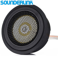 Soundlink 1 PC top end 91 Db High end auto car speaker ribbon planar aluminum foil tweeter