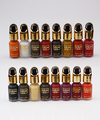 5 pcs importado ink tattoo maquiagem permanente micro pigmentos cosméticos pintura para sobrancelha delineador de lábios DSH 10 ML / bottle