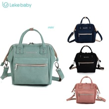 Lekebaby 3 size Luiertas Baby Diaper Backpack Nappy Bags For Mom Backpack Mummy Maternity Bag organizer bolsa maternidade 3 Size