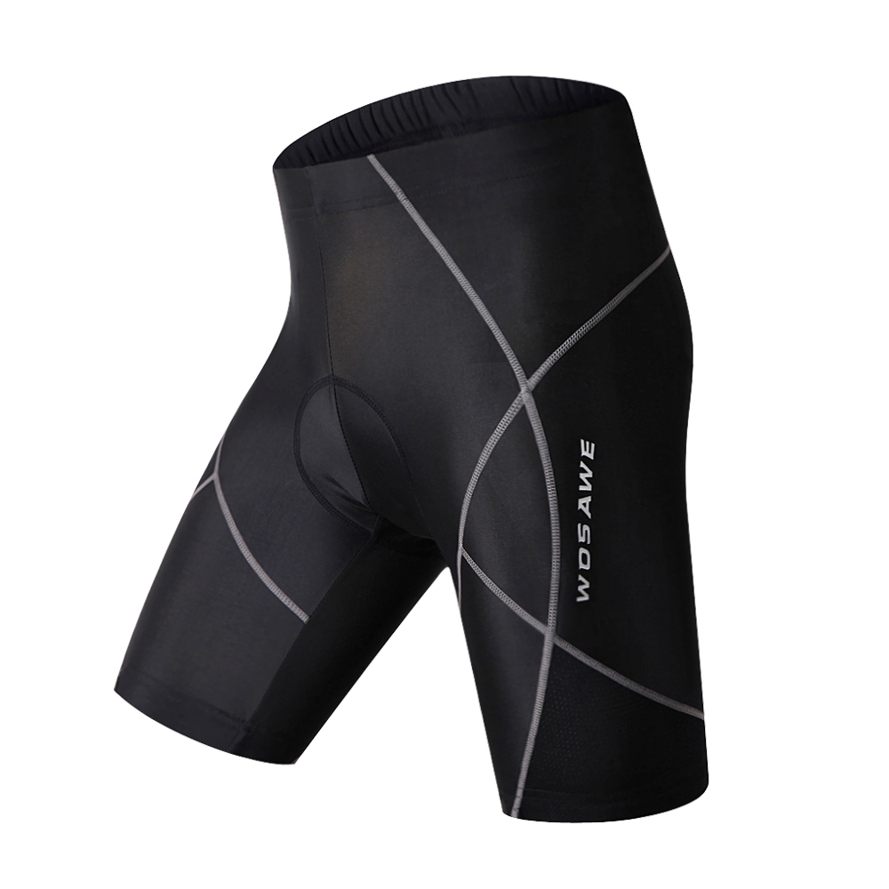 WOLFBIKE Mens Cycling Shorts Gel 3D Pad Mountain Bike Riding Bicycle Shorts Fitness Ciclismo Clothing Sportswear Cycling Shorts
