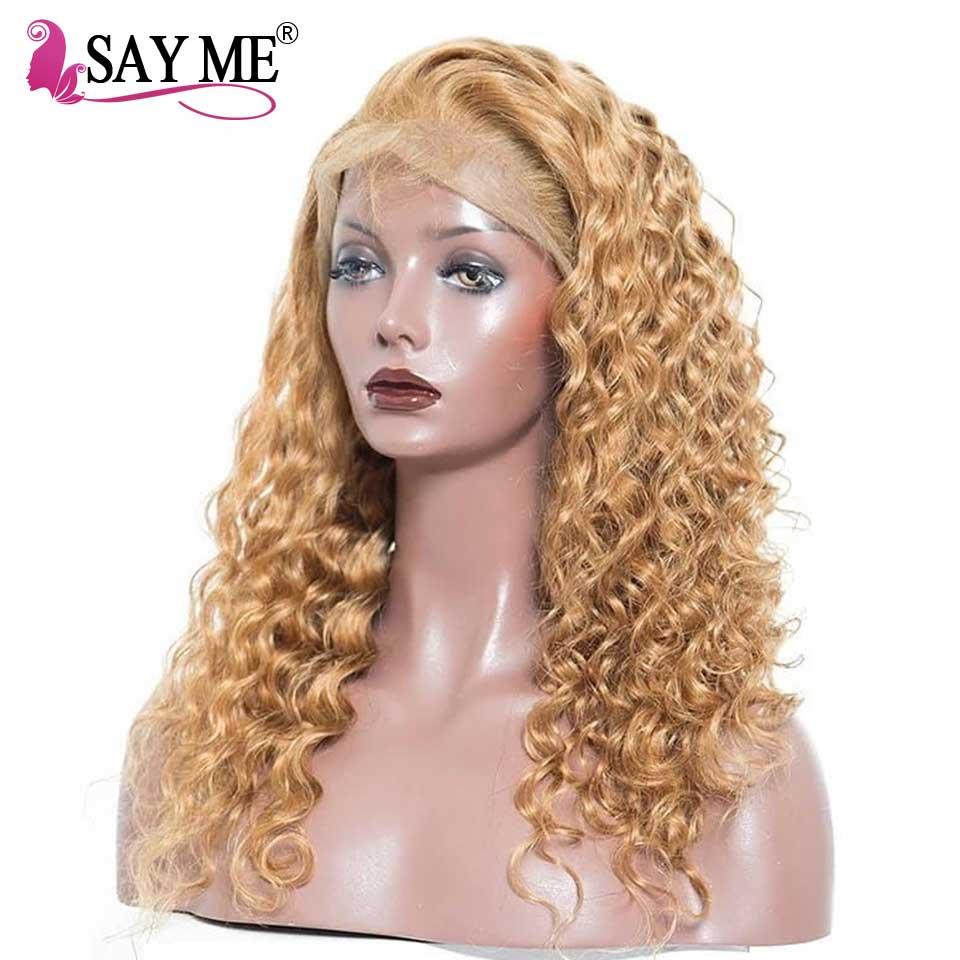 Глубокая волна Синтетические волосы на кружеве парик бесклеевого Синтетические волосы на кружеве натуральные волосы парики предварительн...