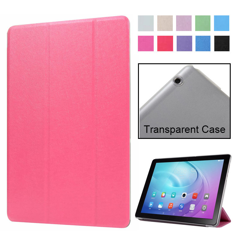 Ultra Thin Cover Case For Huawei Mediapad T5 AGS2-W09/L09/L03/W19 10.1
