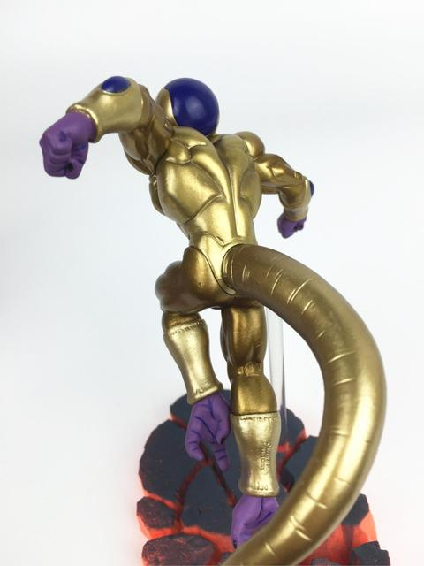 Goku Blue Super Saiyan Model or Golden Frieza (15 CM) (Sold Seperately)