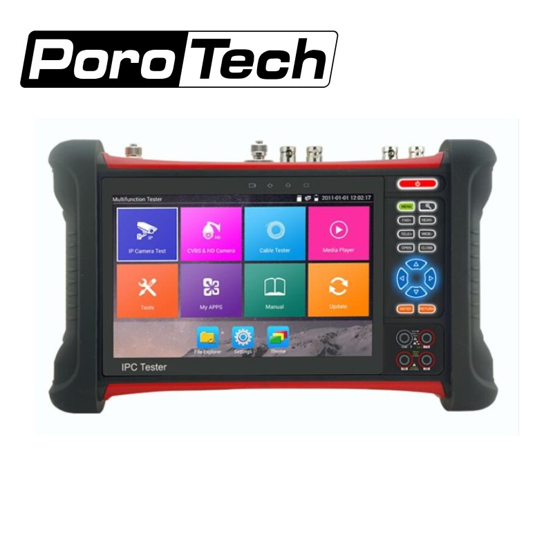 X7 panel for CCTV TESTER X7 Series screen touch