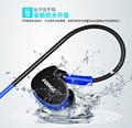 Auriculares deportivos a prueba de agua D Rodaje sweatproof bass stereo música auriculares con micrófono auricular para mp3 mp4 Iphone Samsung