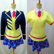 Pretty Rhythm font b Cosplay b font Dress Japanese font b Anime b font Costume